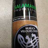 Краска Salamander Professional для замши нубука (Норка 097) 250 мл, фото 1