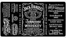 Вафельная картинка Виски Jack Daniel's