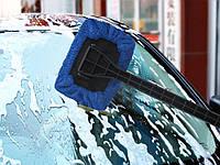 Щетка для чистки стекол и зеркал автомобиля из микрофибры Windshield Wonder