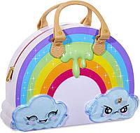 Радужная Сумка с сюрпризами набор для создания слайма Радуга Poopsie Rainbow Slime