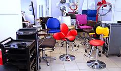 Парикмахерские и косметологические тележки