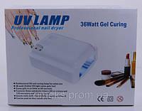 УФ лампа c выдвижным дном Simei SM 828, 36 W, ODS CVL 828/5-23 N