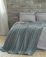 Плед-покривало в'язане Betires 220x240 Dolce grey