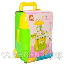 """Детский игровой набор """"Ветеринар"""". Мягкий щенок, чемодан трансформер. W807A-8A-9A, фото 3"""