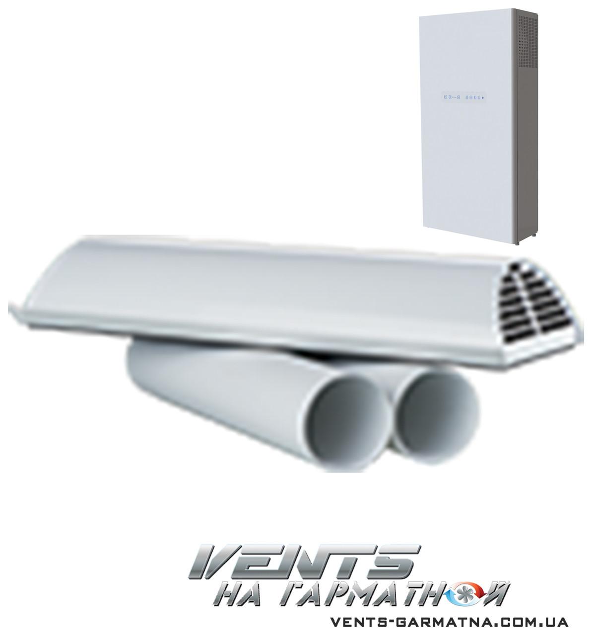 Вентс МК Микра 200 (белый). Монтажный комплект
