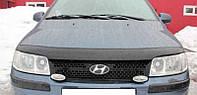Hyundai Matrix с 2000 г.в. дефлектор капота (мухобойка) Vip Tuning