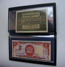 Карманный альбом для банкнот Schulz