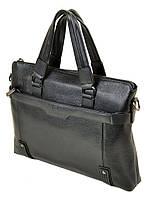 Сумка Мужская Портфель кожа BRETTON 603 black, фото 1