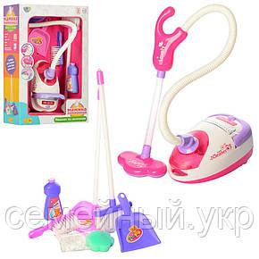 Детский игровой набор для уборки звуковые эффекты. A5999 Limo Toy, фото 2