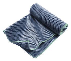 Полотенце спортивное Tyr Hyper-Dry Sport Towel Large LQDSTWLG420