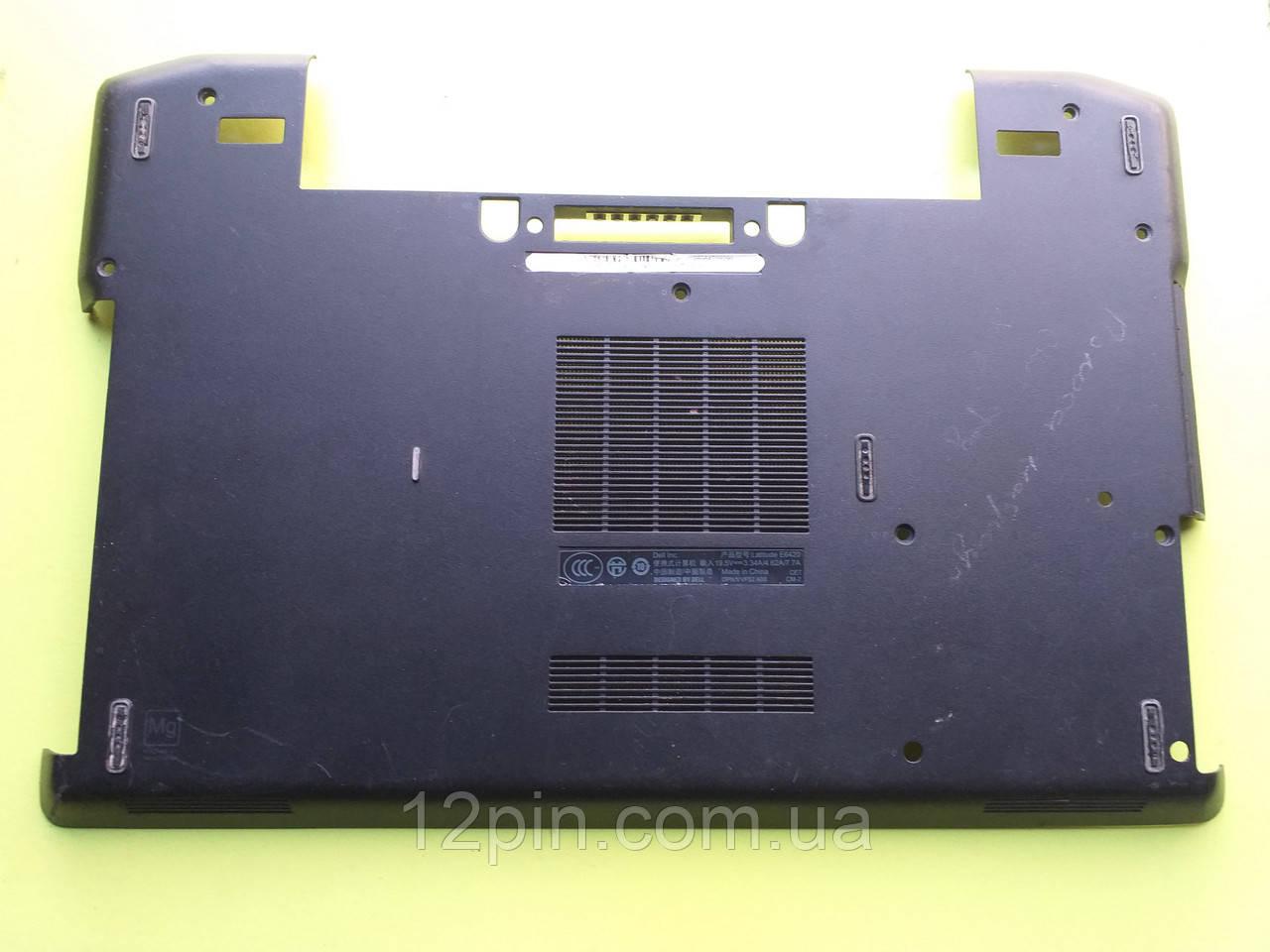 Сервисная крышка  Dell  e6420 б/у оригинал