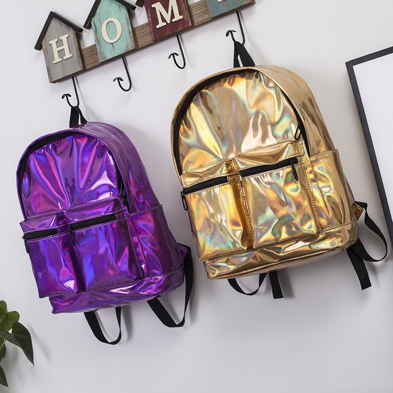 Голограммный рюкзак