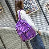 Голограммный рюкзак, фото 2