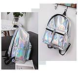 Голограммный рюкзак, фото 6