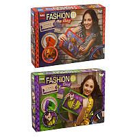 "Детский набор для творчества Вышивка-сумка гладью ""Fashion Bag"" FBG-01-03,04,05 (6) ""ДАНКО ТОЙС"""