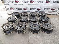 Диск колесный R14 5,5JX14 ET39 , 5X110X65 Opel Omega A OE:142901