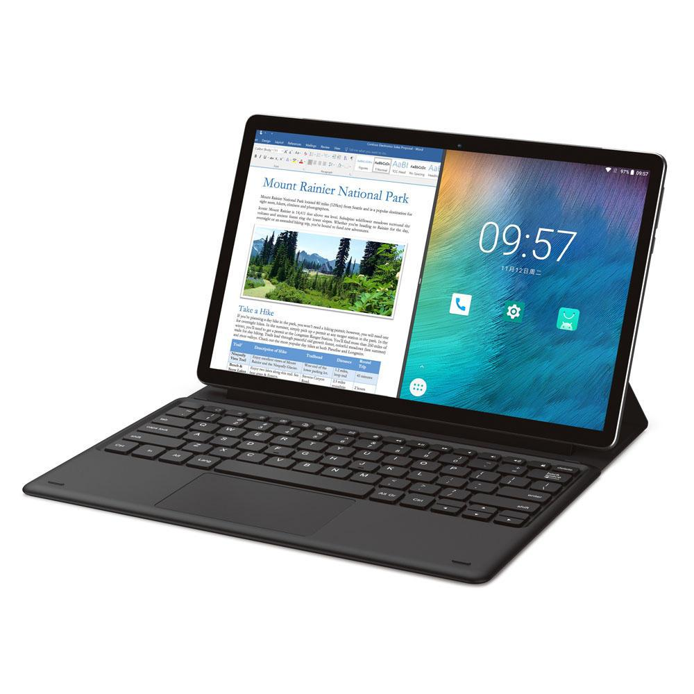 Планшет Teclast M16 4/128 Gb Black MediaTek Helio X27 7500 мАч + клавиатура