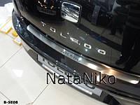 Накладка на бампер SEAT TOLEDO III 2004-2009