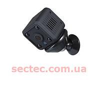 Мини IP WIFI камера Wanscam K11 угол 130° 1080P до 4 час без подзарядки!