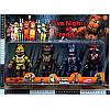 Игрушки 5 ( пять ) ночей с Фредди / Funko Five Nights at Freddy блистере , 4 шту и