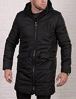 Чоловічий Зимовий Пуховик Куртка Brand 11! Якість та доступна ціна!