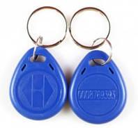 RFID Брелок ключ EM4100 с кодом  для домофонов и СКД