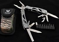 Многофункциональный нож мультитул туристический, фото 1
