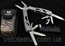 Многофункциональный нож мультитул туристический