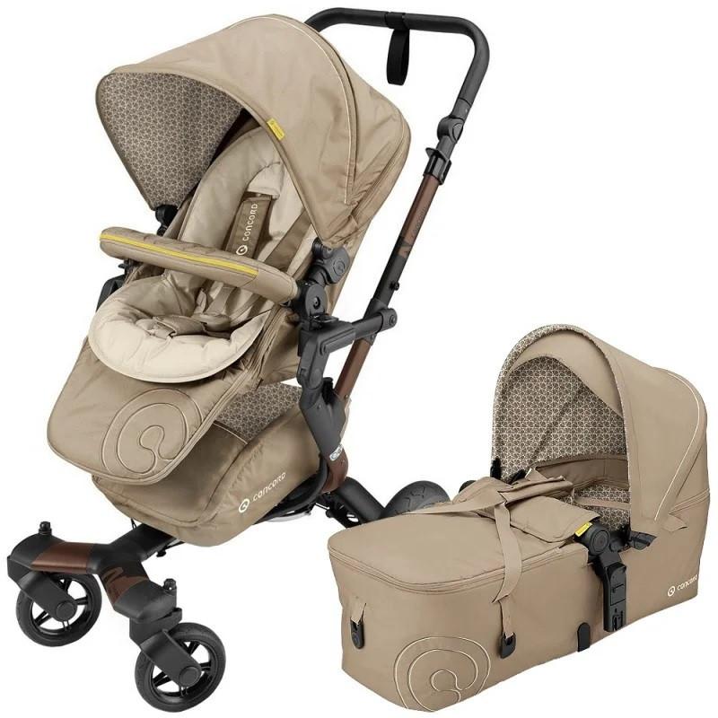 Универсальная коляска 2 в 1 Concord Baby Set Neo Scout