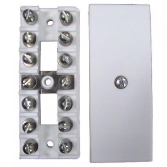 Сполучна коробка прямокутна 14 контактів