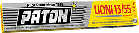 Електроди ПАТОН 7018 ELITE (УОНИ 13/55) Ø 3 мм (упаковка - 5кг)