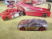 Трейлеры с спортивными машинками №2, фото 1