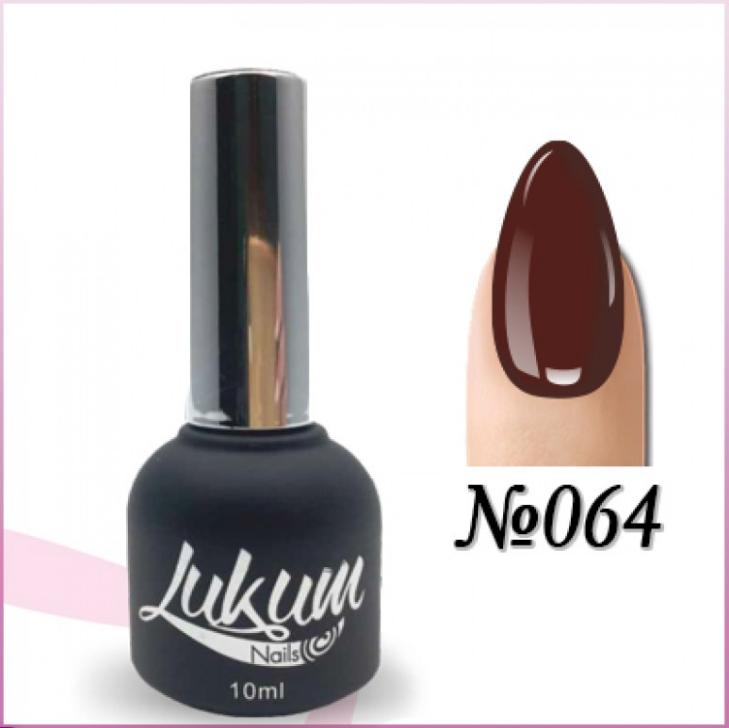 Гель лак Lukum Nails № 064