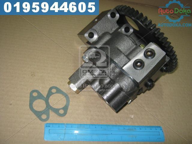 Насос масляный КАМАЗ двигатель 7403.10-260, 740.10-210, 740.14-300 (ЕВРО-0) (производство  ПЕКАР)  740-1011010-02