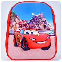 Рюкзачок детский 3D «Тачки»