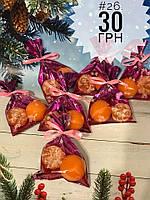 Новогодние наборы мыла ручной работы№26