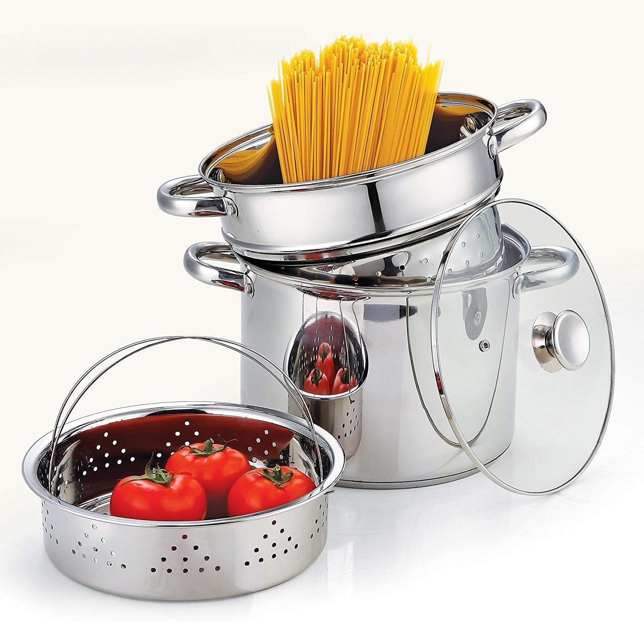 Набор Кухонной посуды Zurrichberg ZBP 7016, 4 предмета