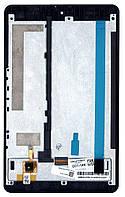 Матрица с тачскрином (модуль) для Acer Iconia One 7 B1-730 черный с рамкой