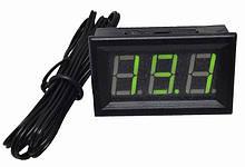 Термометр LED (зеленый) -50~110C, 5-12V DC