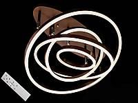 Потолочная LED-люстра с диммером, 120W, фото 1