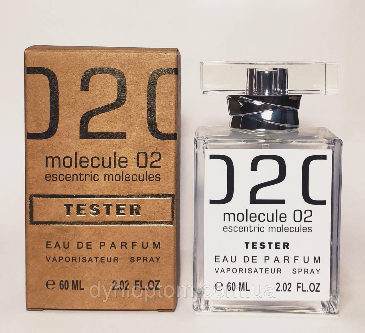 Тестер 60ml Gold унисекс Escentric Molecules Molecule 02