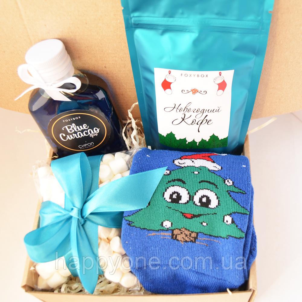 Подарочный набор Новогодний Blue