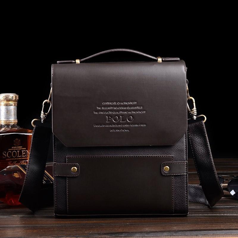 1655968a Мужская кожаная сумка. Портфель.: продажа, портфели деловые от ...