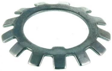 Шайба многолапчатая MMG DIN 5406 M10 (Цинк) 1 шт