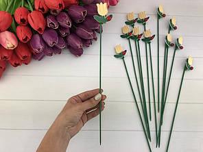Топпер Желтые тюльпаны, 24 шт, фото 2