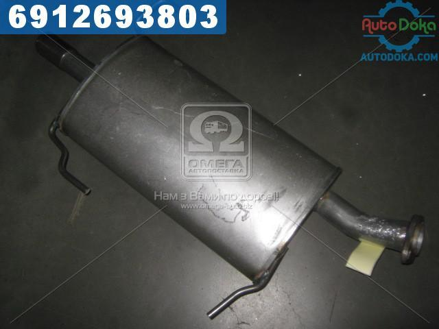 Глушитель задний НИССАН MAXIMA (производство  Polmostrow)  15.61