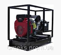 Бензиновый генератор AGT 12001 HSBE R16 MTG