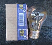 Лампа накаливания 40 Вт Е27 (в упаковке 100 шт)