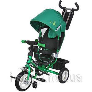 Велосипед детский трехколесный MiniTrike с надувными колесами