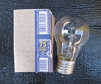 Лампа накаливания 75 Вт Е27 (в упаковке 100 шт)